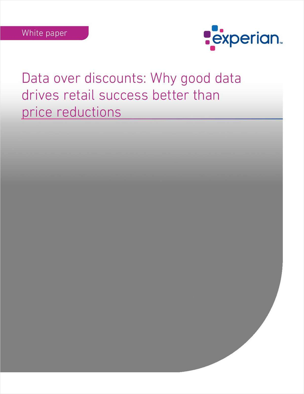 Data over discounts: Why good data drives retail success better than price reductions