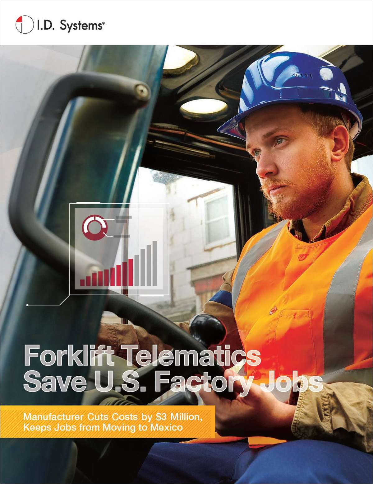 Forklift Telematics Save U.S. Factory Jobs