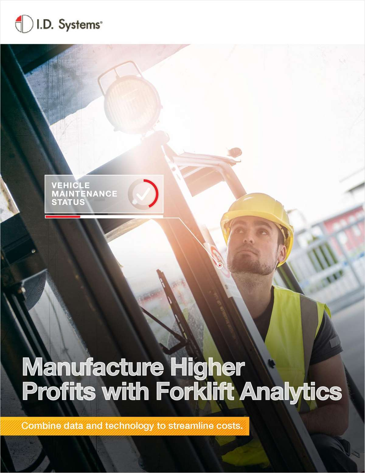 Manufacture Higher Profits with Forklift Analytics