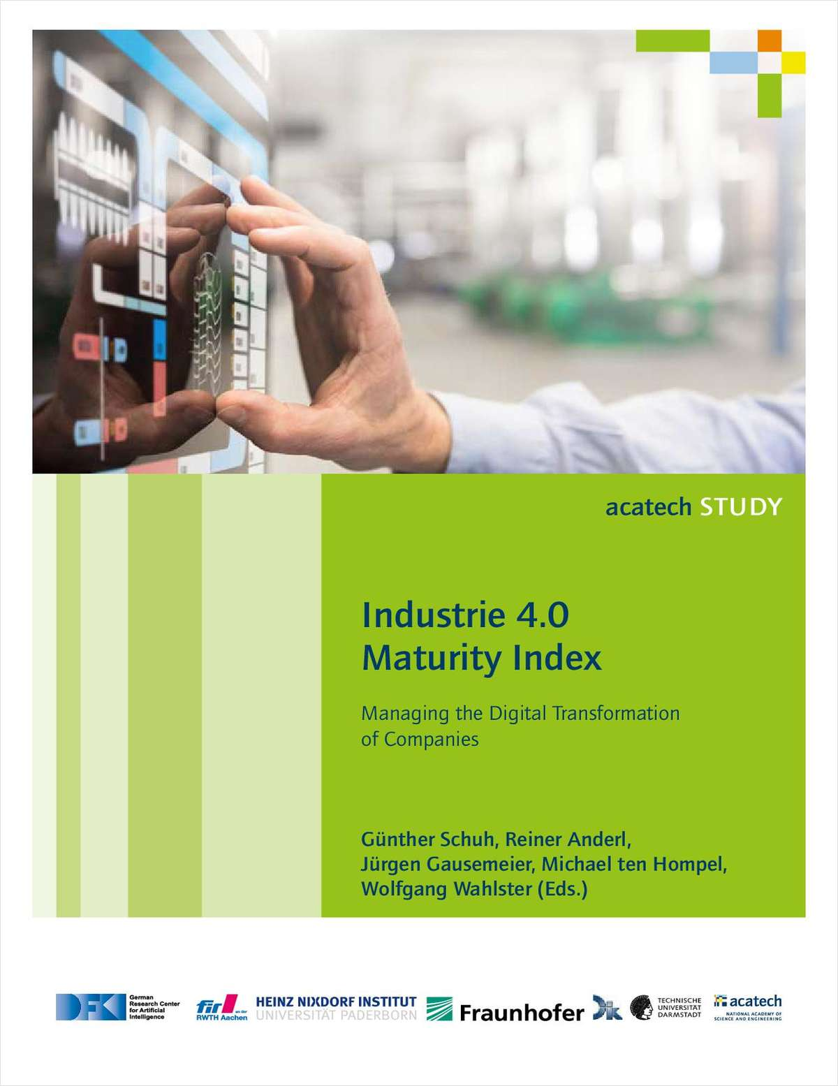 Acatech Maturity Model Index
