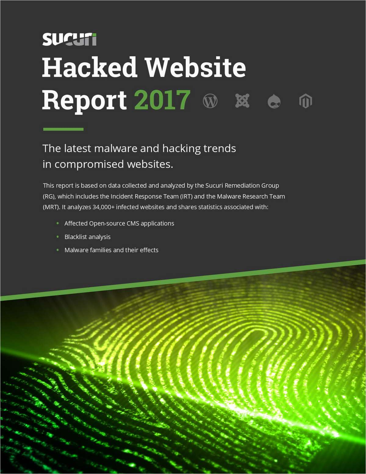 The Hacked Website Report