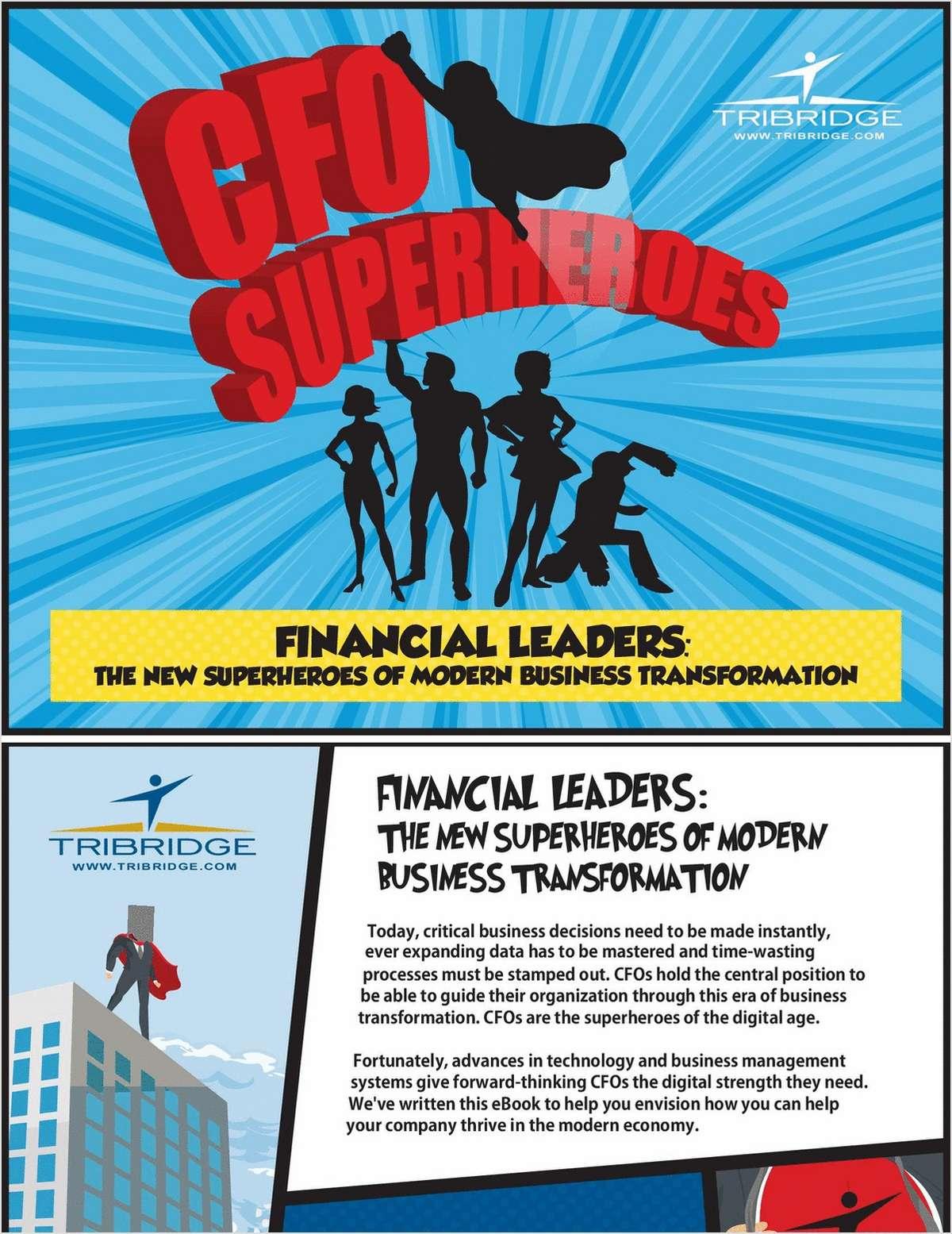 CFO SUPERHEROES
