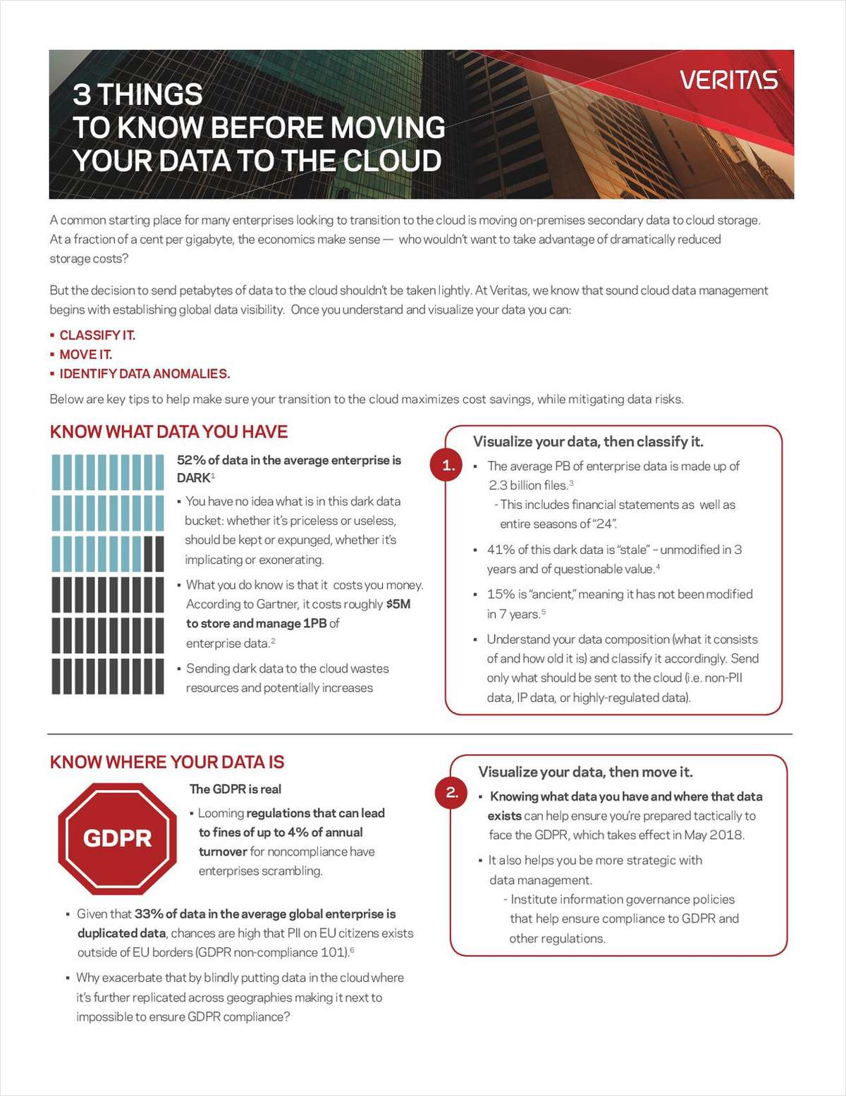 3 Things To Know Before Moving Your Data To The Cloud