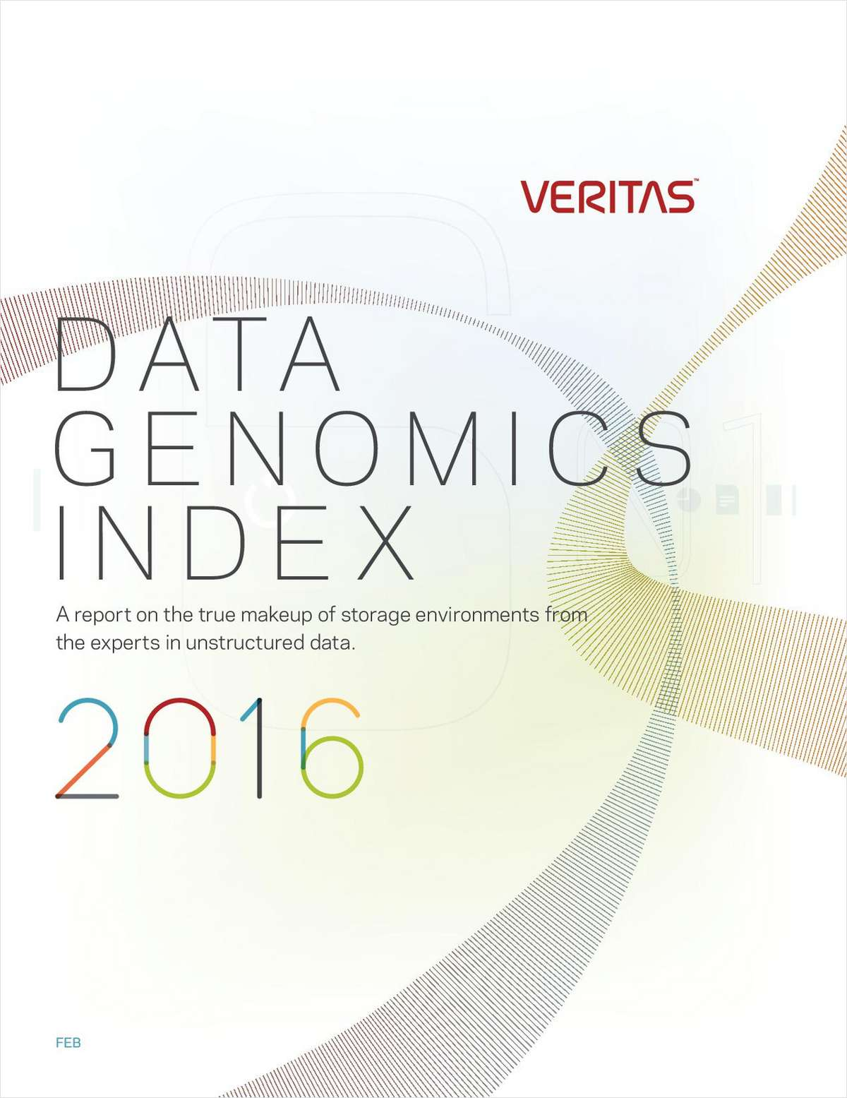 Data Genomics Index