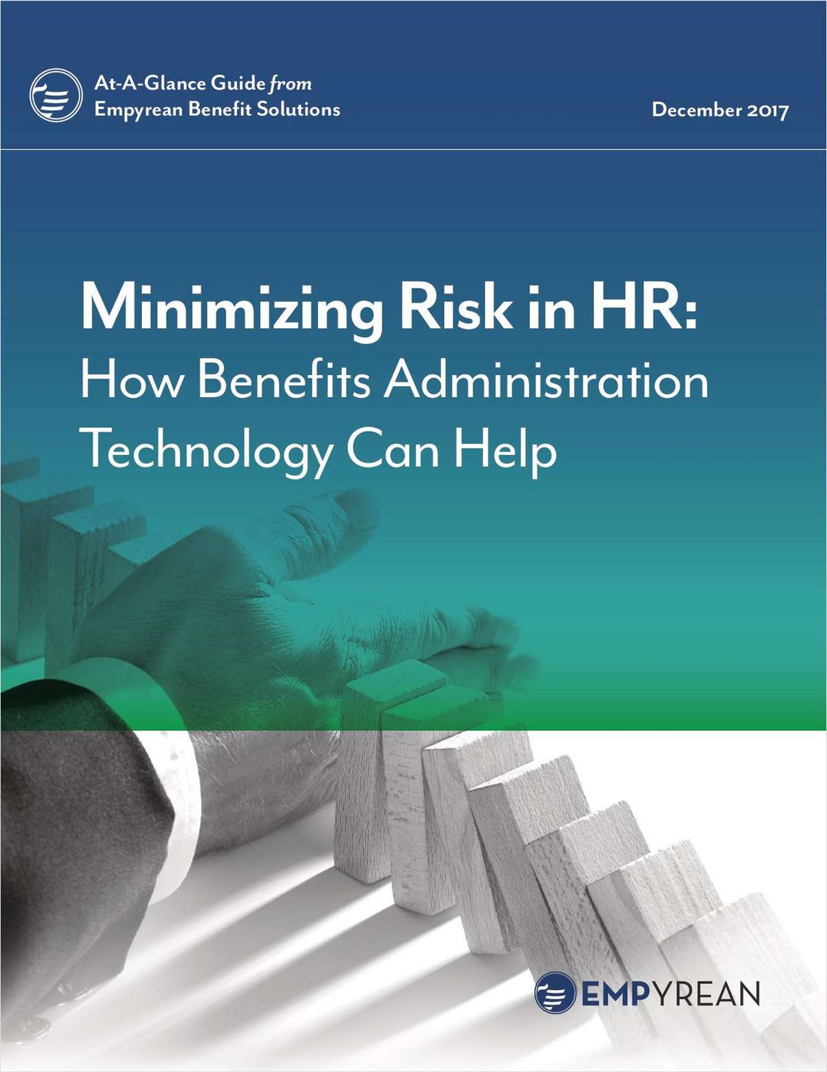 Minimizing Risk in HR: How Benefits Administration Technology Can Help