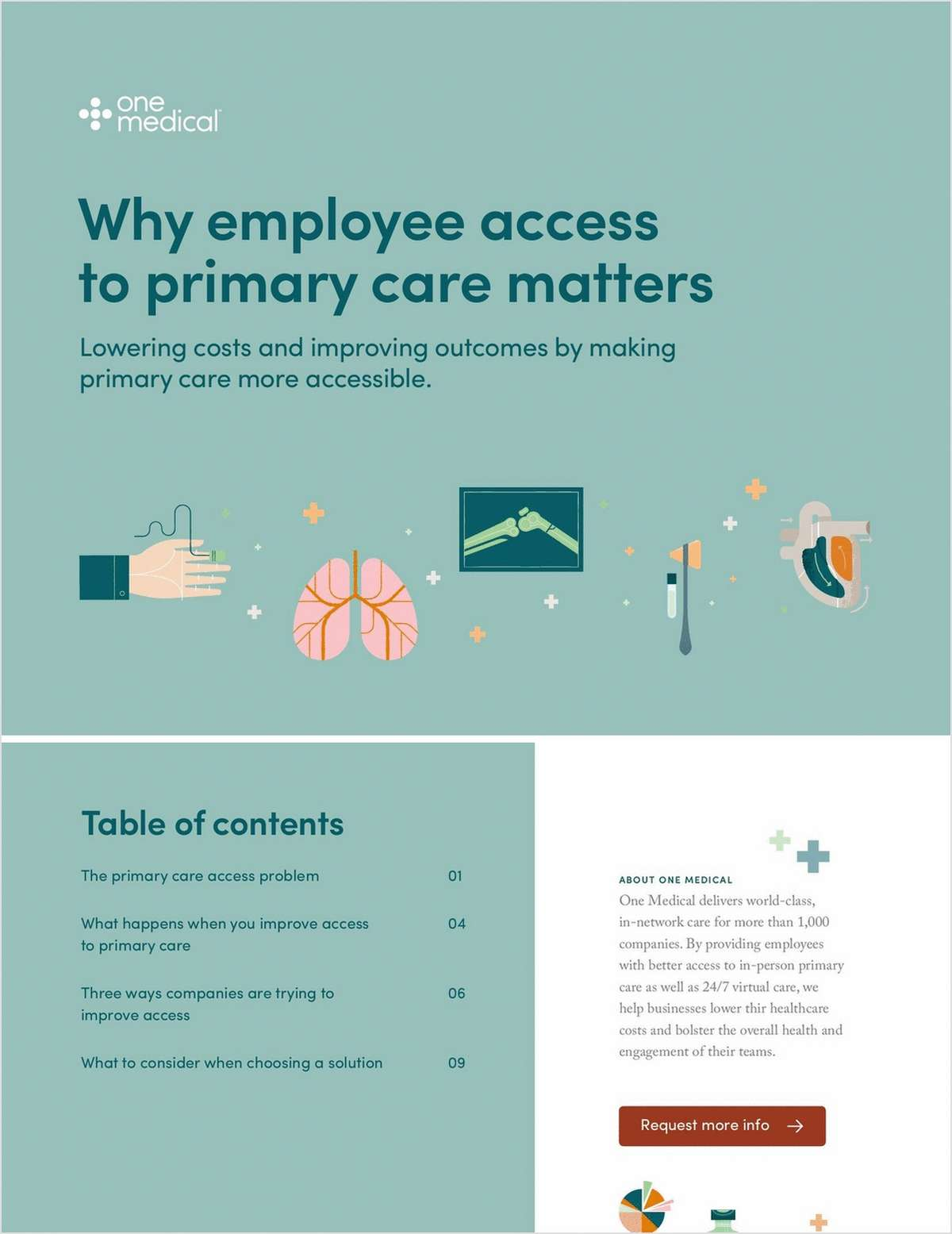 Employee Access to Primary Care Matters More Than You Think