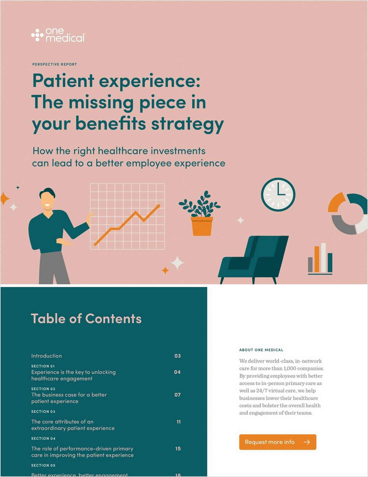Patient Experience: The Missing Piece in Your Benefits Strategy