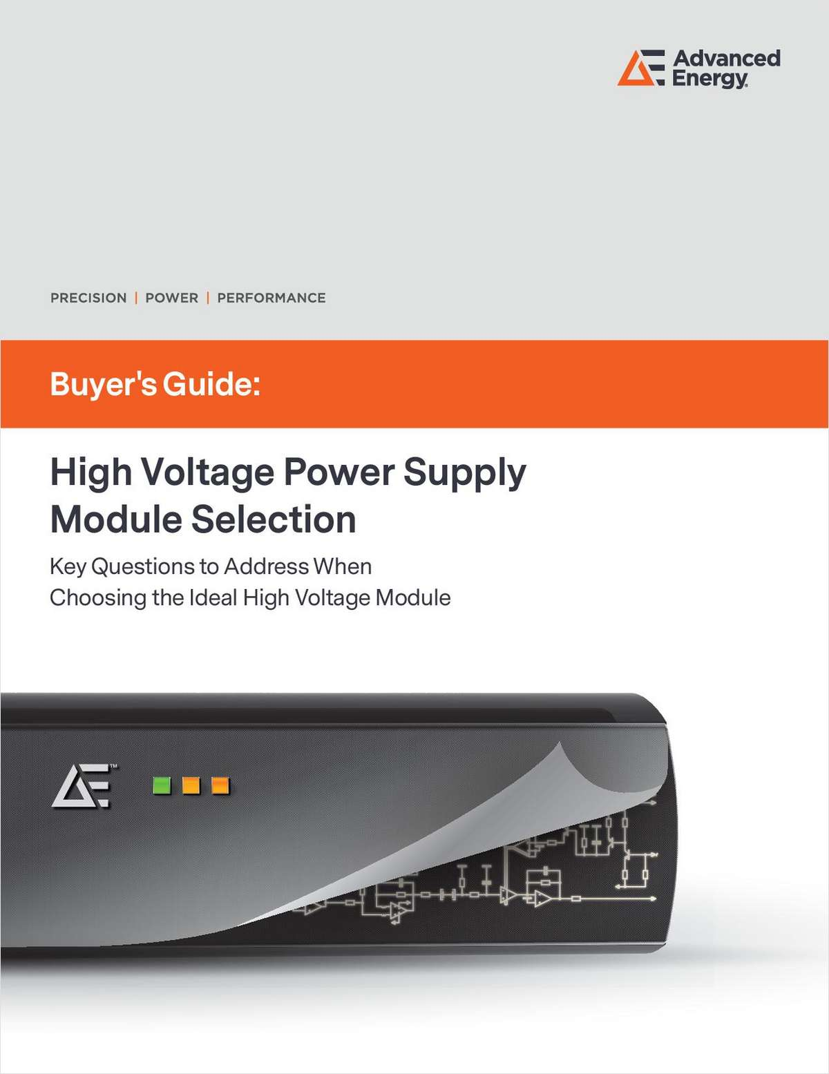 High Voltage Power Supply Module Selection: Key Questions to Address When Choosing the Ideal High Voltage Module