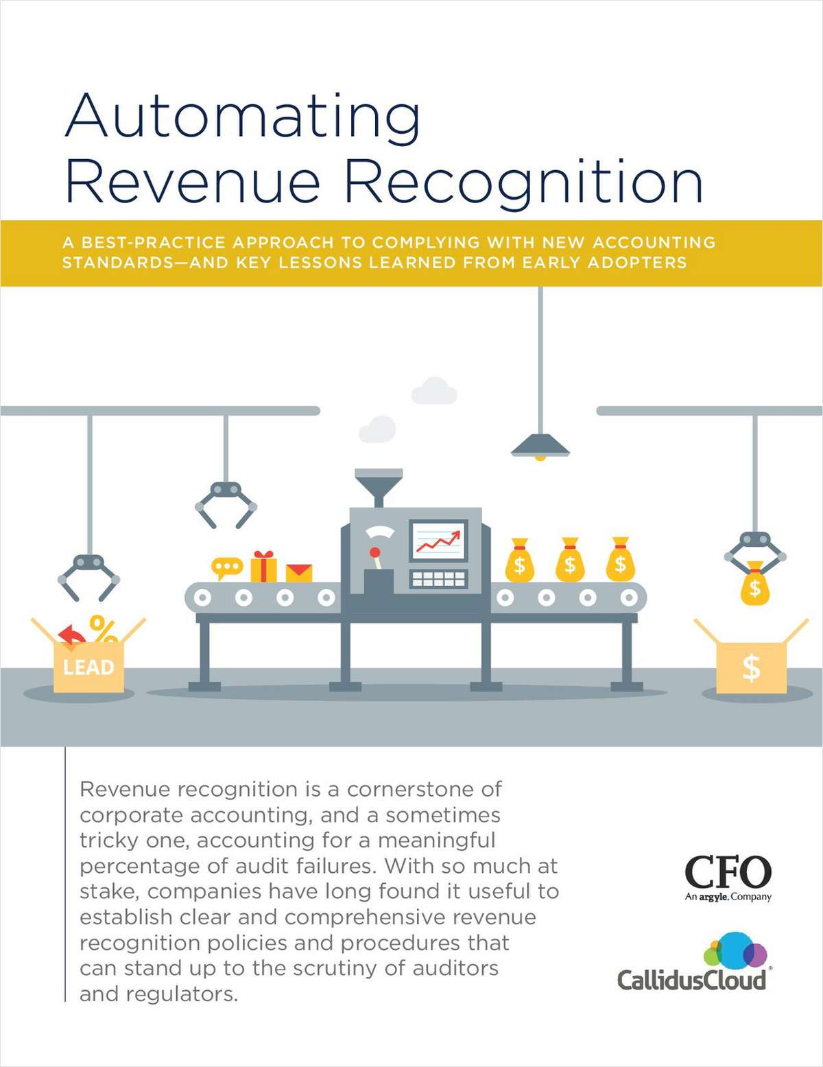 Automating Revenue Recognition