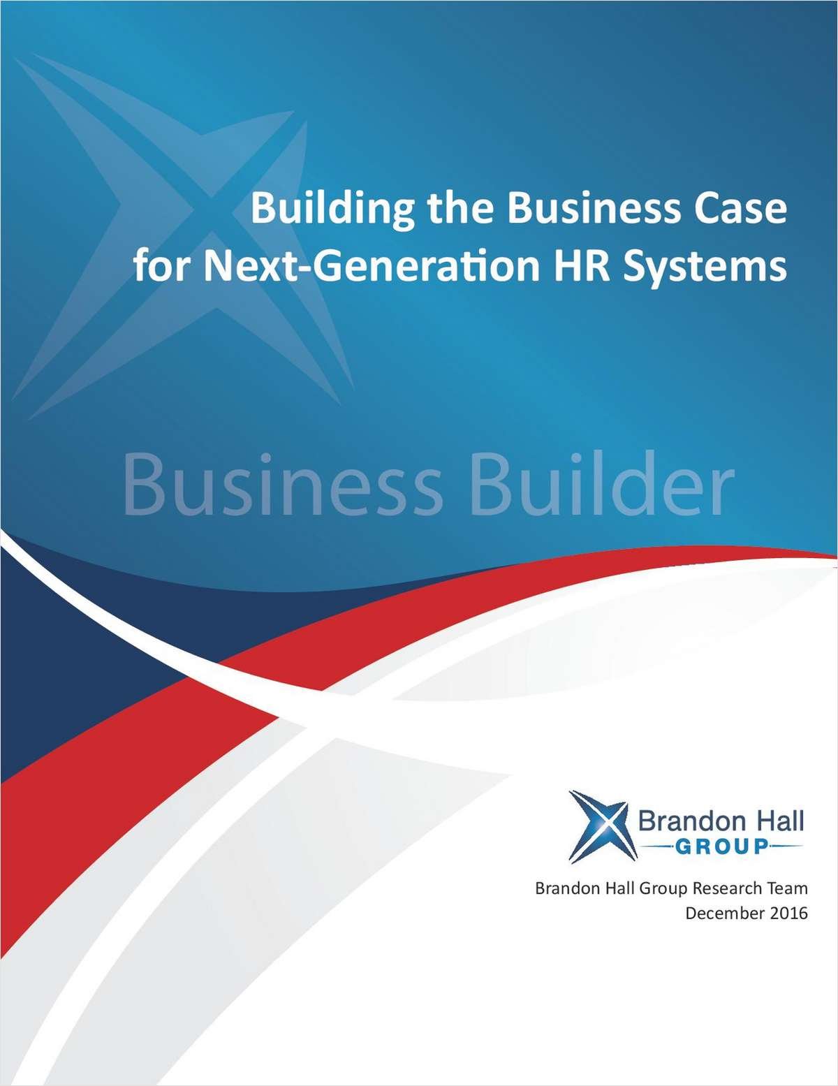 Building the Business Case for Next-Generation HR System