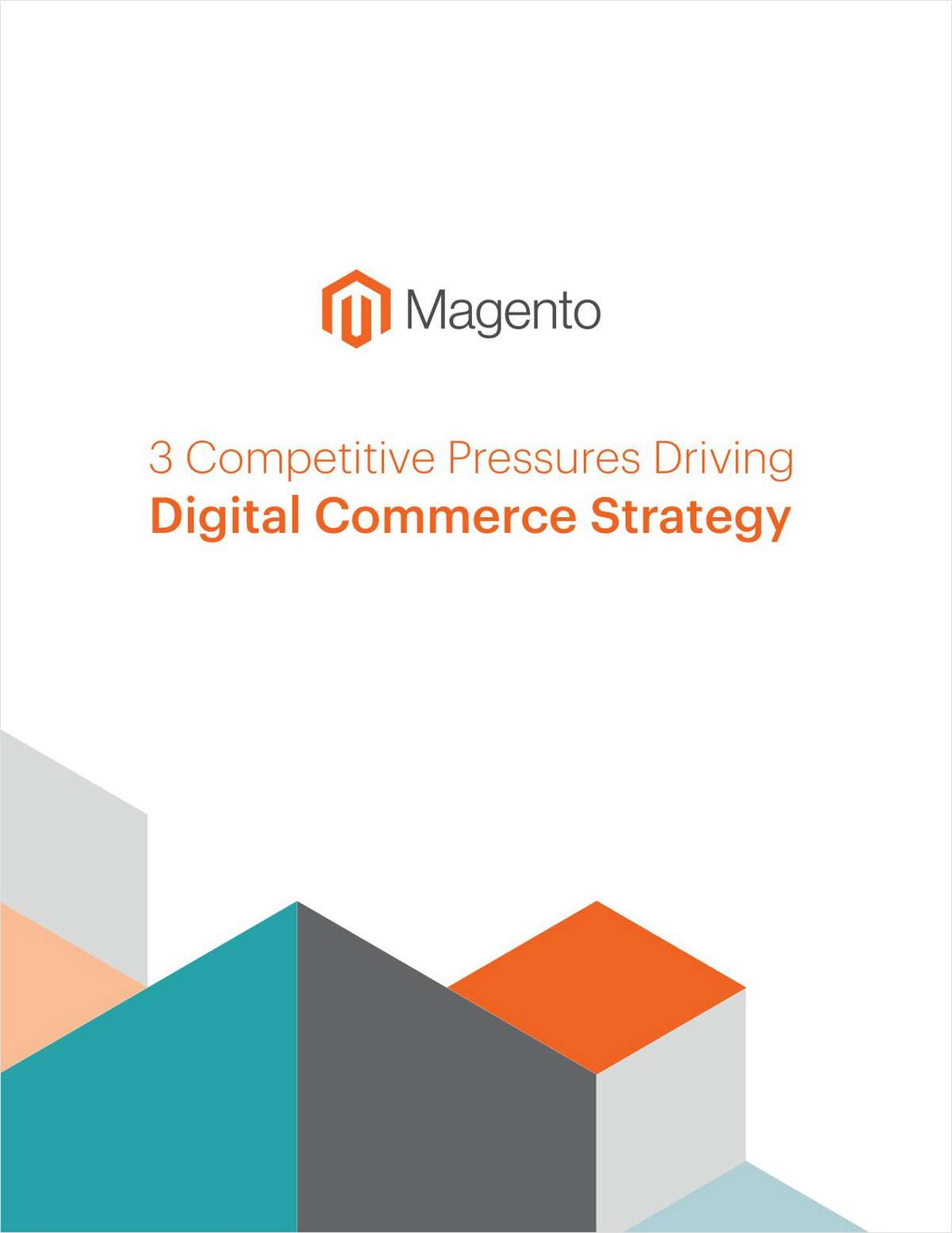 3 Competitive Pressures Driving Digital Commerce Strategy