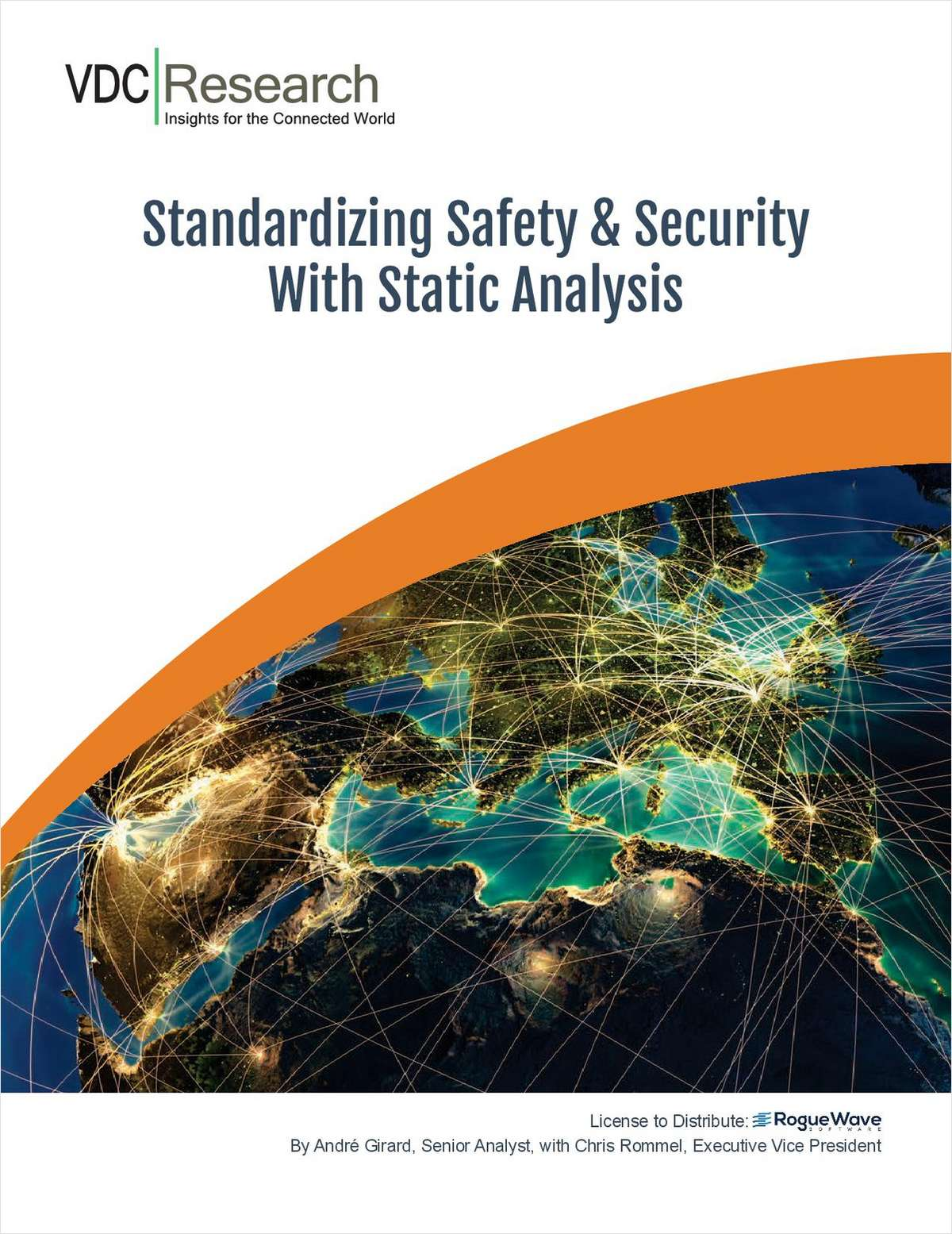 Standardizing Safety and Security with Static Analysis