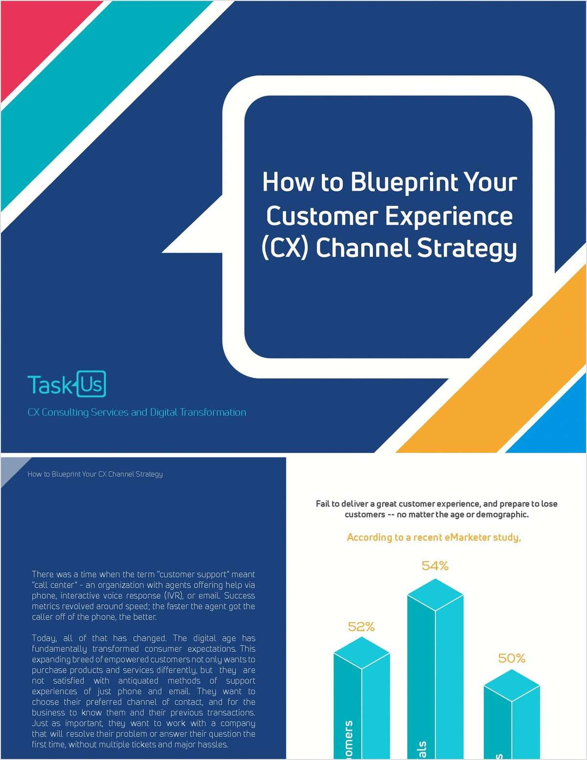 How to Blueprint Your CX Channel Strategy