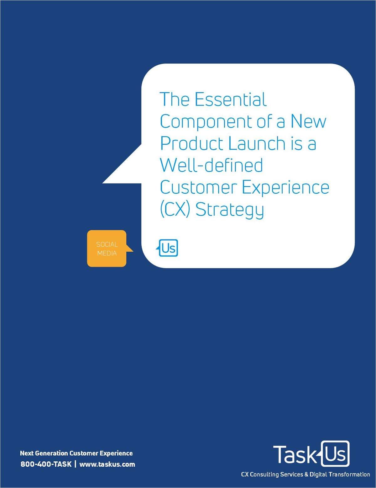 The Power Behind a Product Launch is a Well-defined CX Strategy