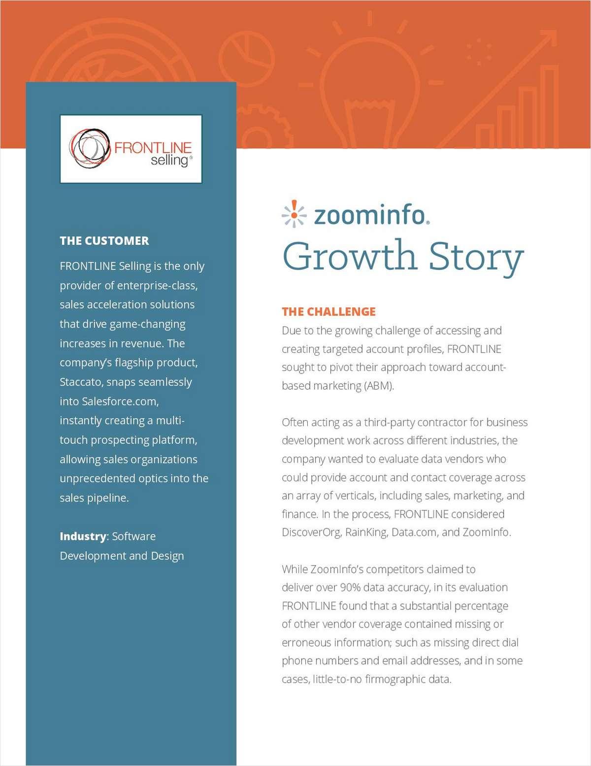 How One Sales Team Increased Meetings Set by 27%