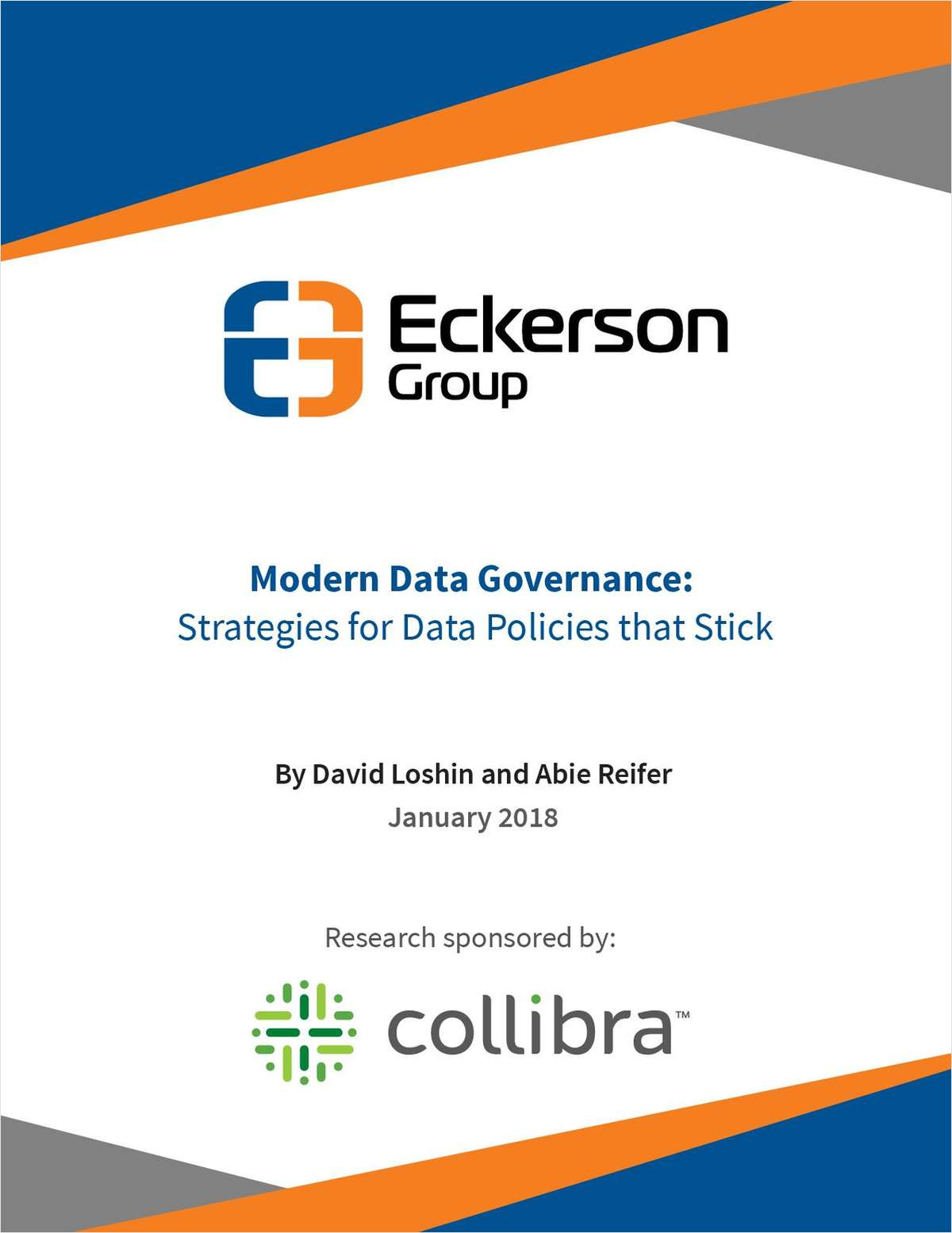 Modern Data Governance: Strategies for Data Policies that Stick