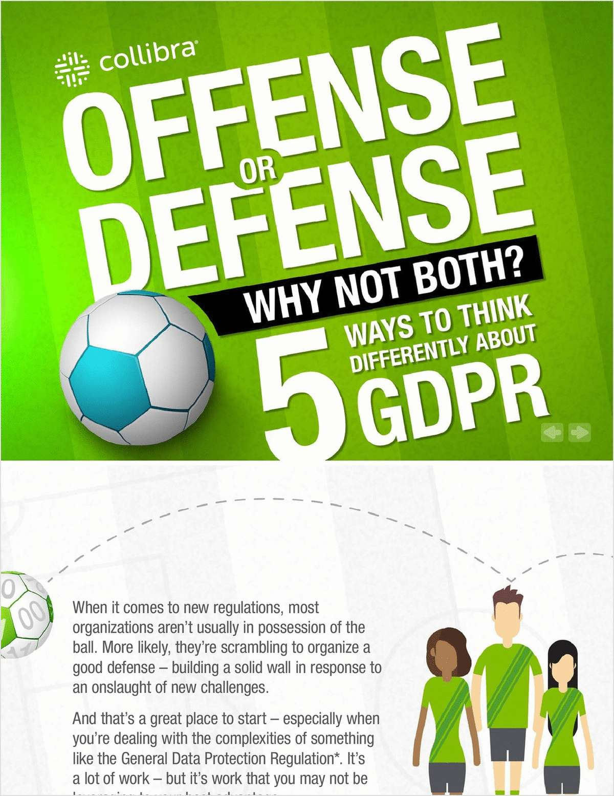 5 Ways to Think Differently About GDPR
