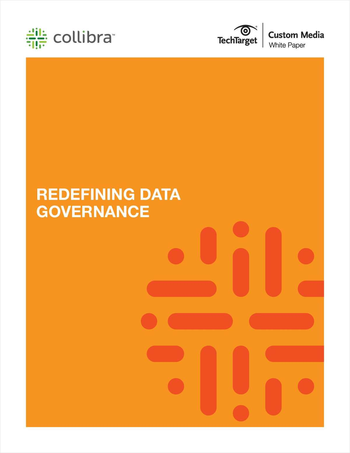 Redefining Data Governance