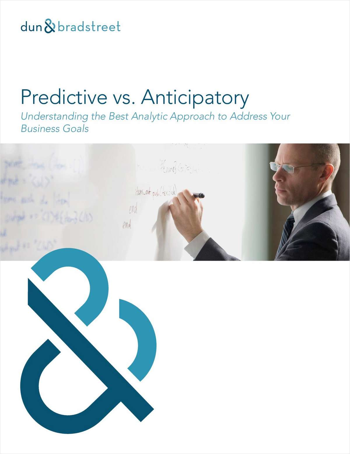 Predictive vs. Anticipatory: Understanding the Best Analytic Approach to Address Your Business Goals