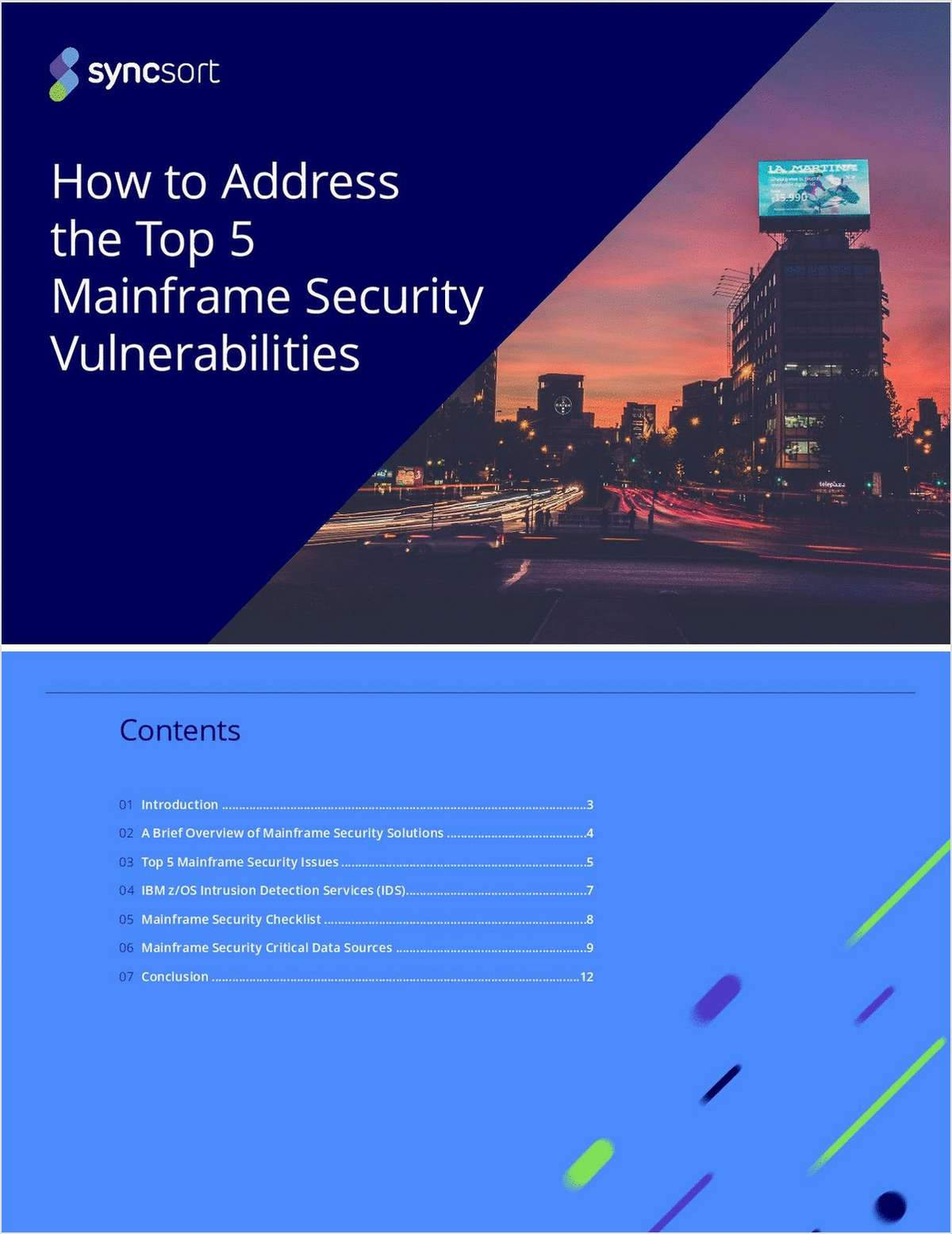 How to Address the Top 5 Mainframe Security Vulnerabilities