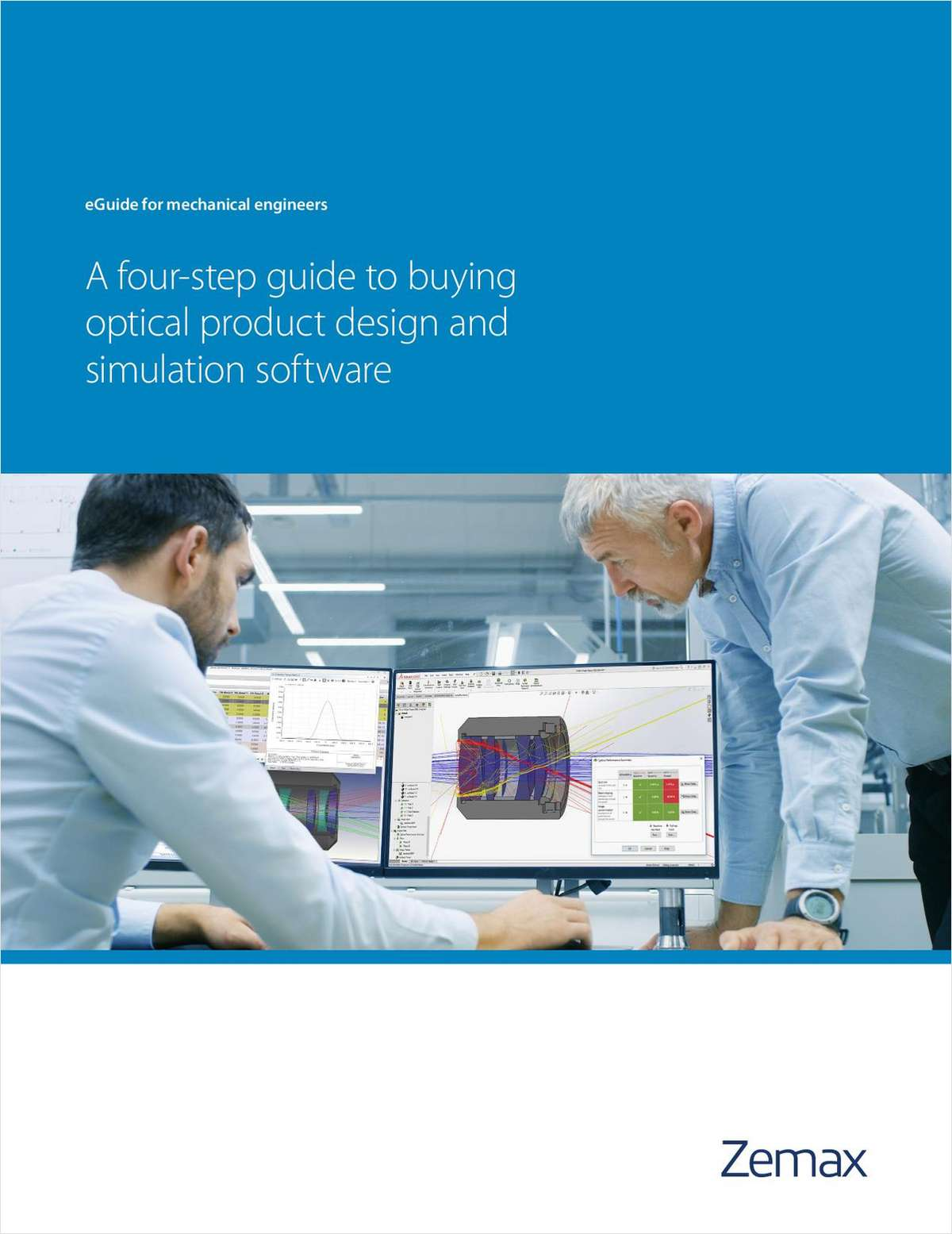 A Four-step Guide to Buying Optical Product Design and Simulation Software