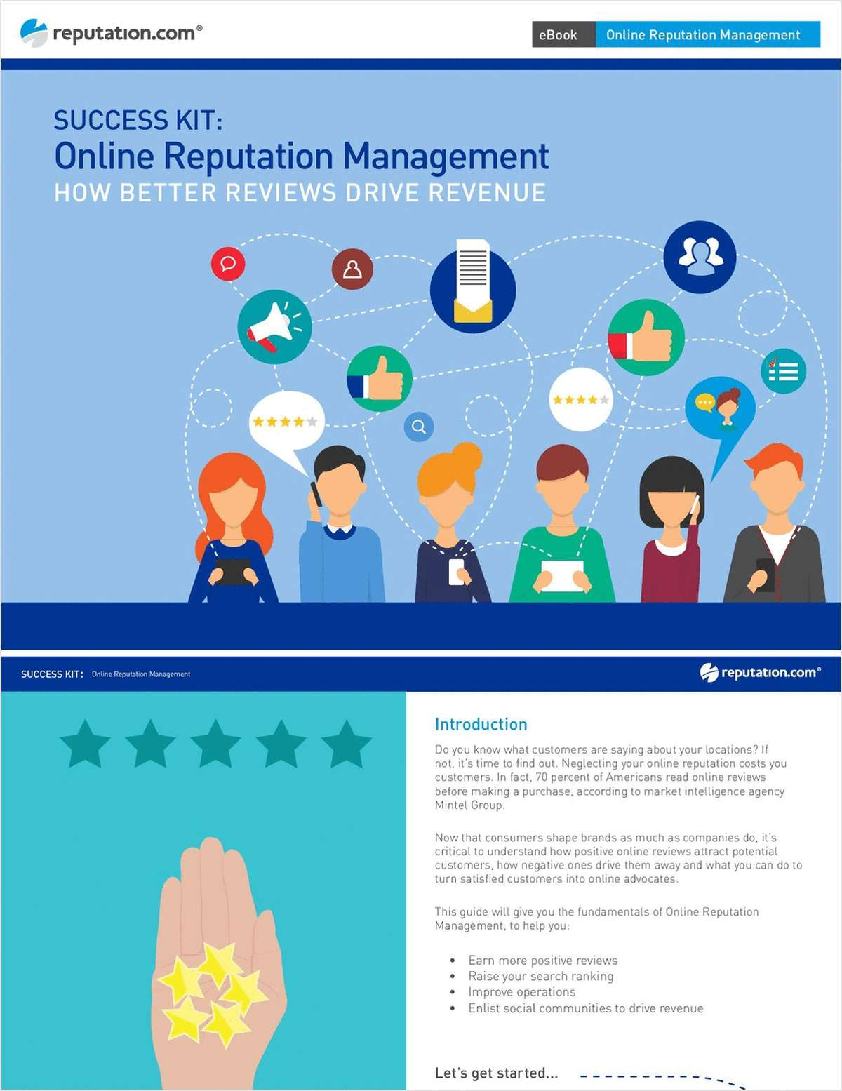 Online Reputation Management: How Better Reviews Drive Revenue