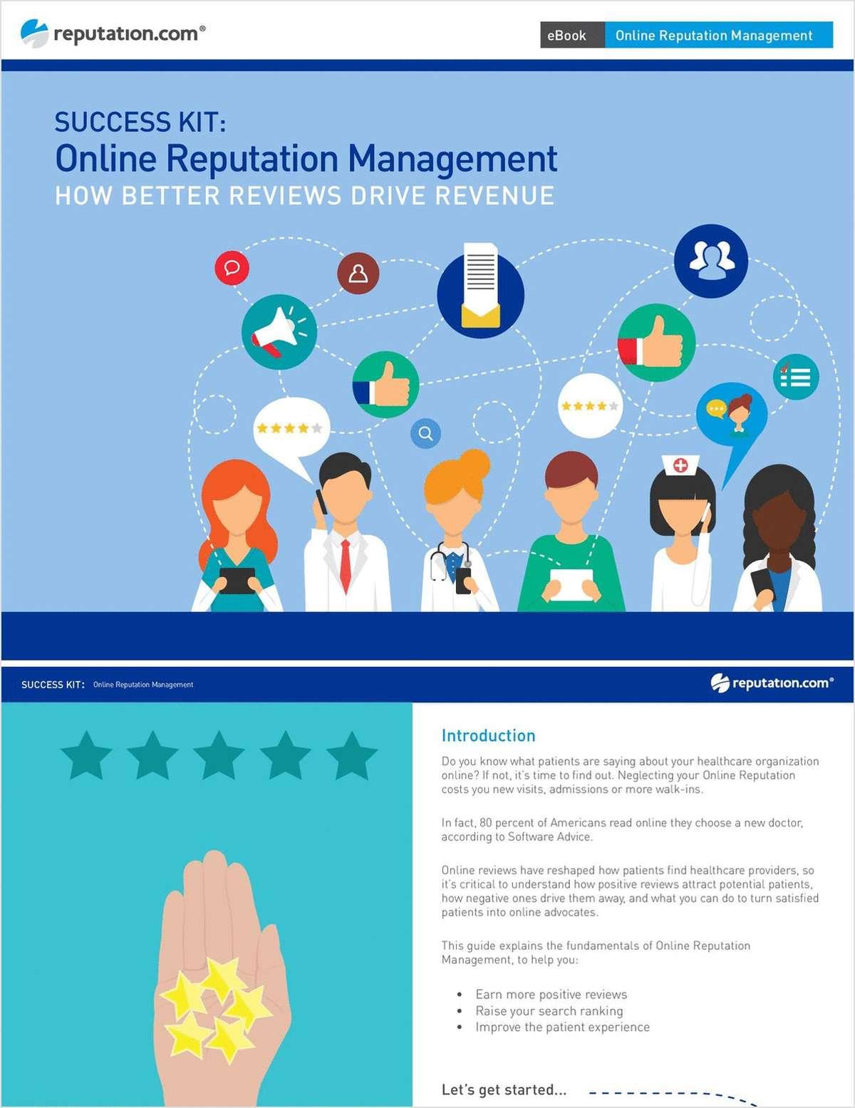 Online Reputation Management: How Better Reviews Drive Revenue