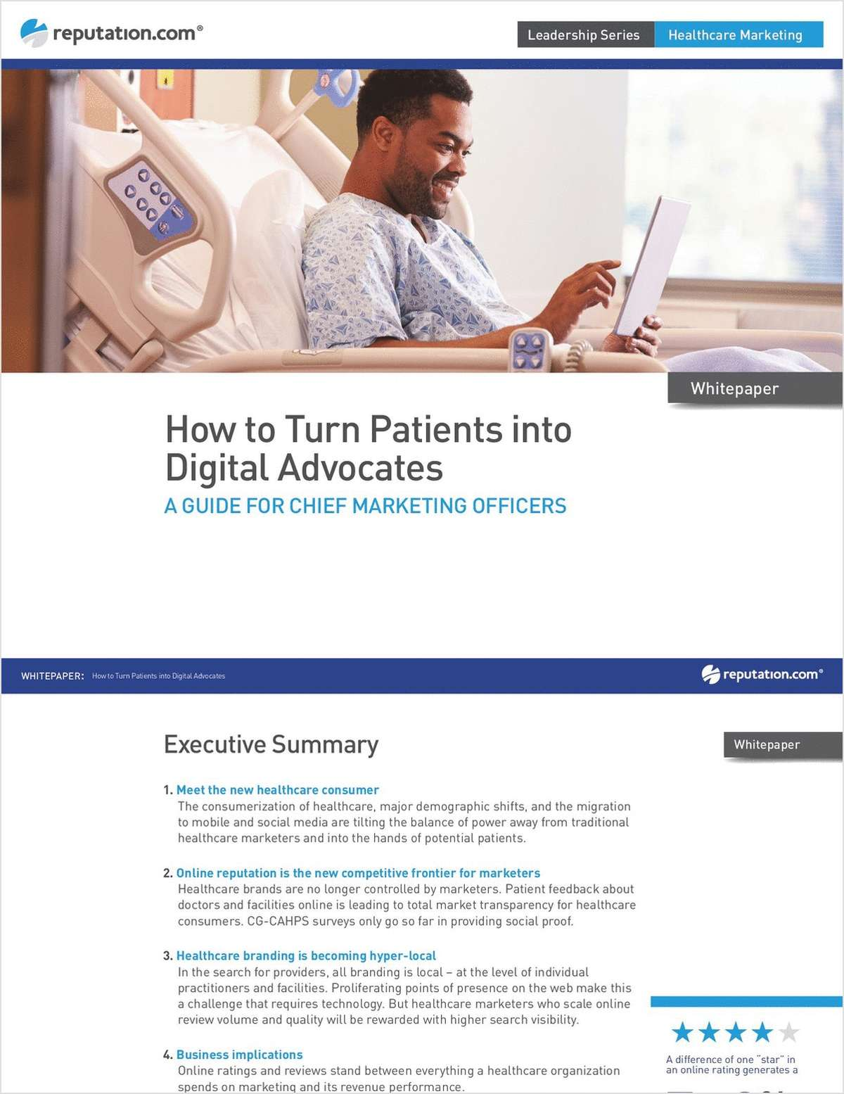 How to Turn Patients into Digital Advocates