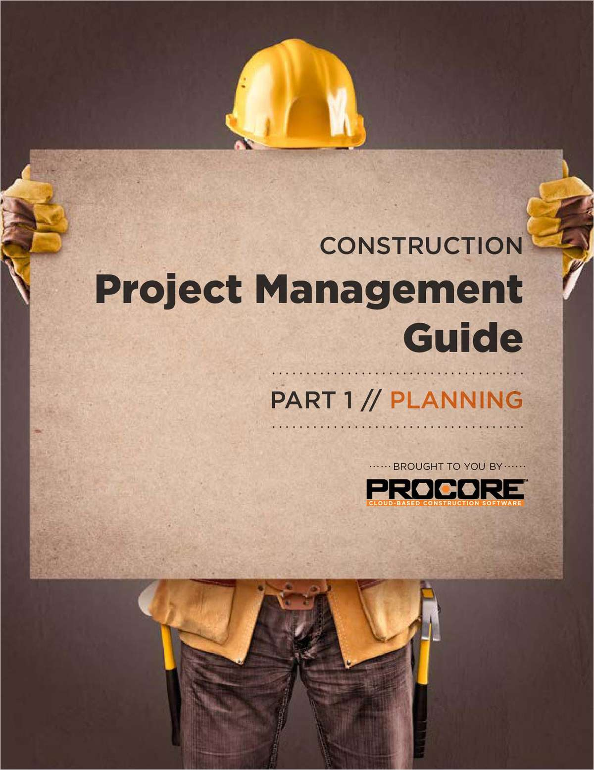 Construction Project Management Guide