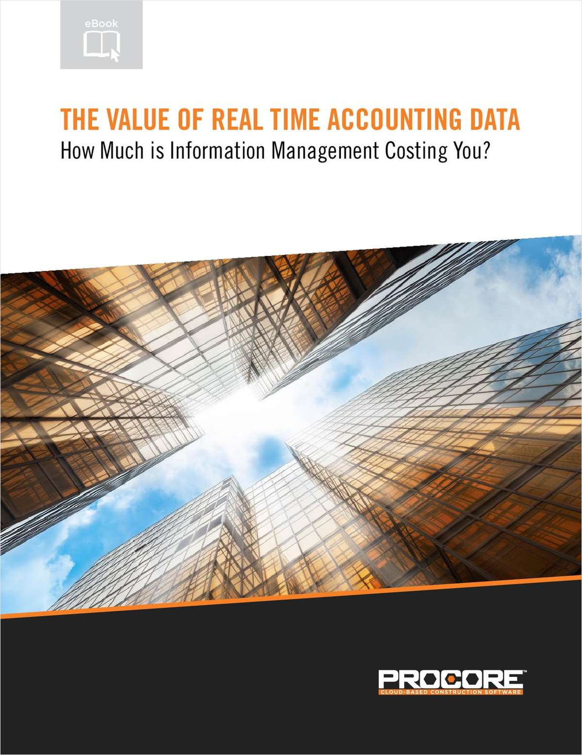 The Value of Real Time Accounting Data