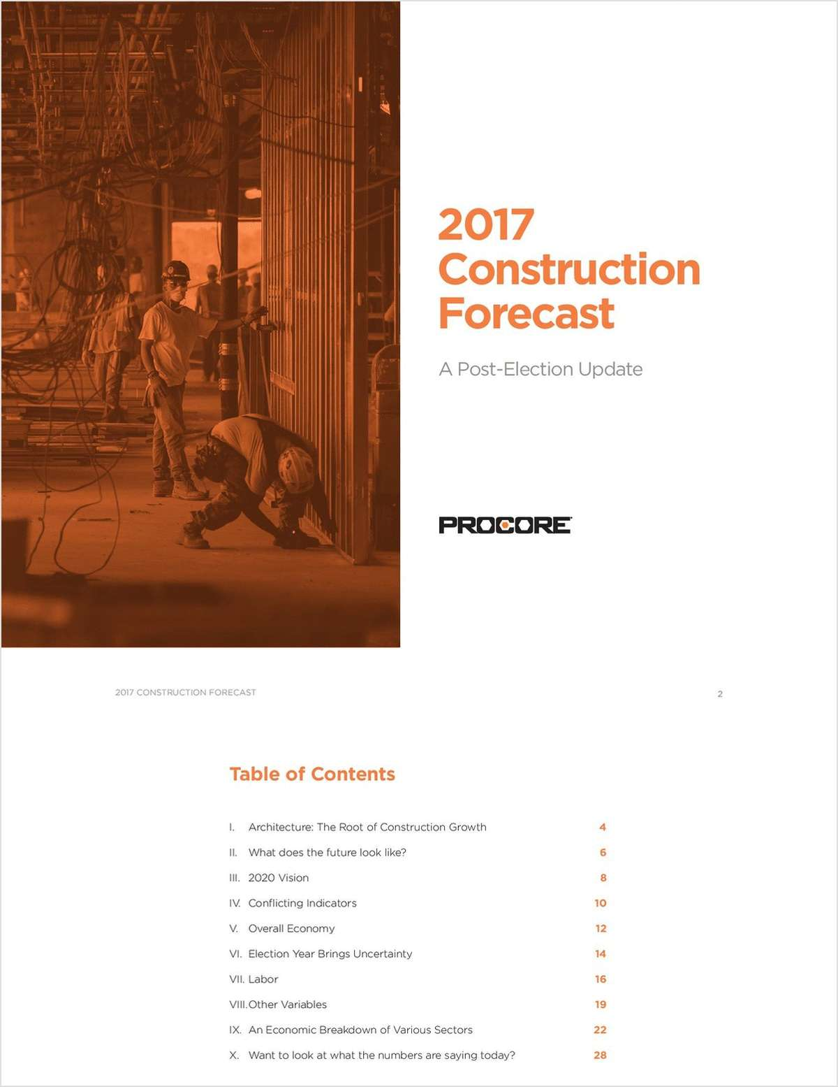 2017 Construction Forecast: A Post-Election Update