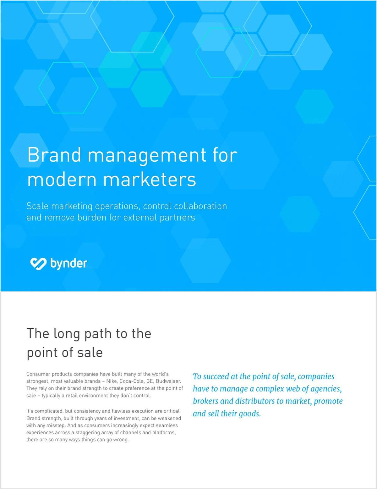 Brand Management for Modern Marketers: Scale Marketing Operations and Control Collaboration