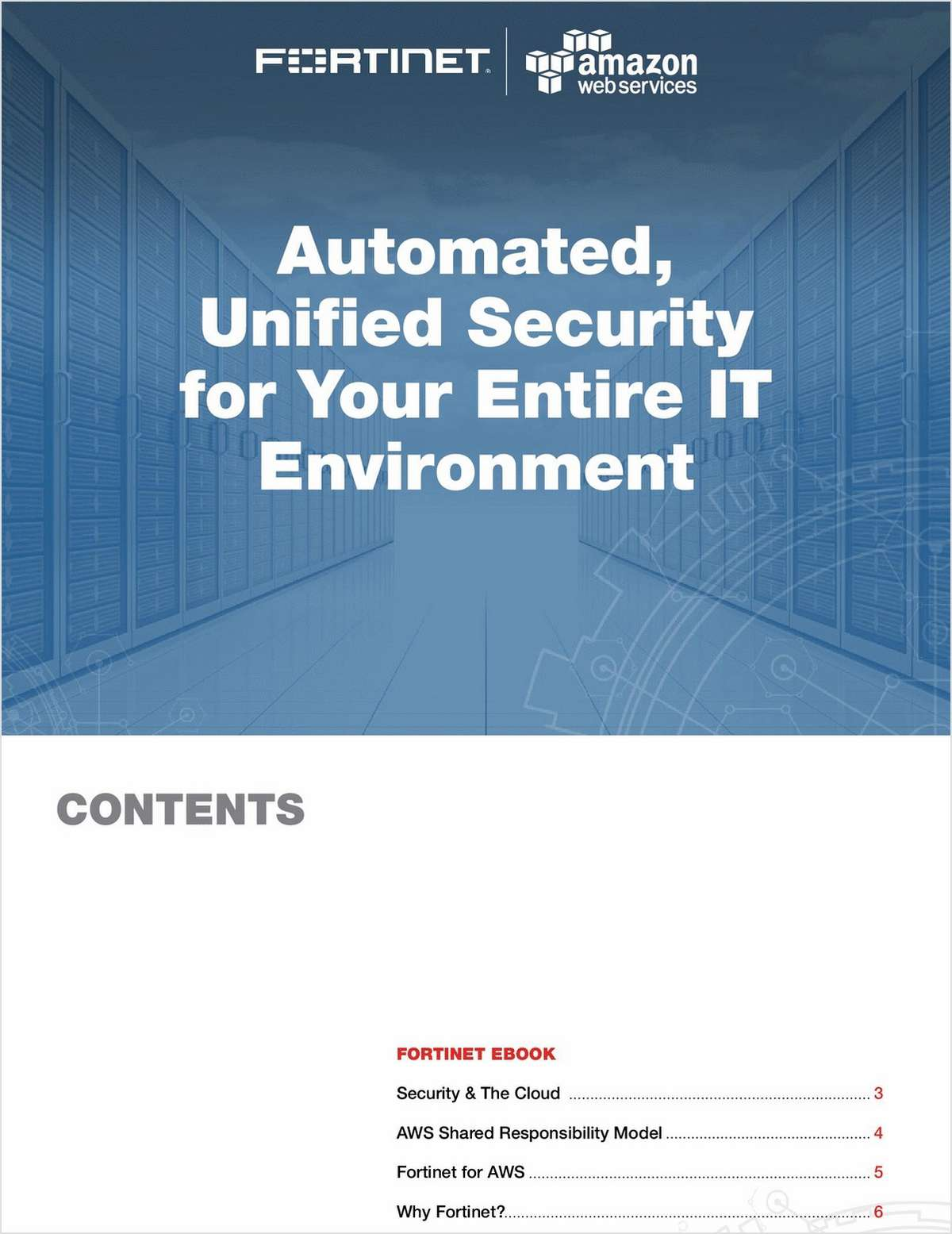 Automated, Unified Security for Your Entire IT Environment