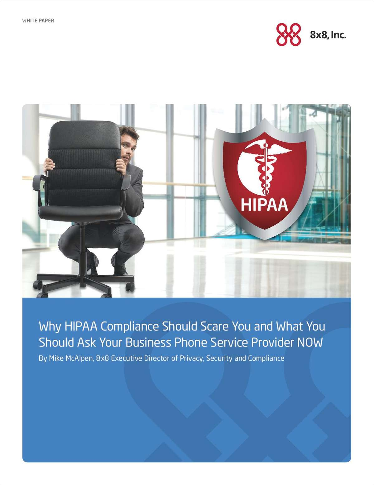 Why HIPAA Compliance Should Scare You and What You Should Ask Your Business Phone Service Provider NOW