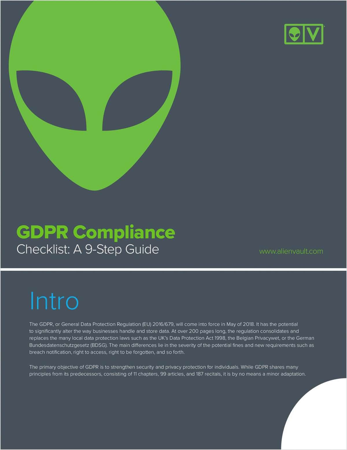 GDPR Compliance Checklist: A 9-Step Guide