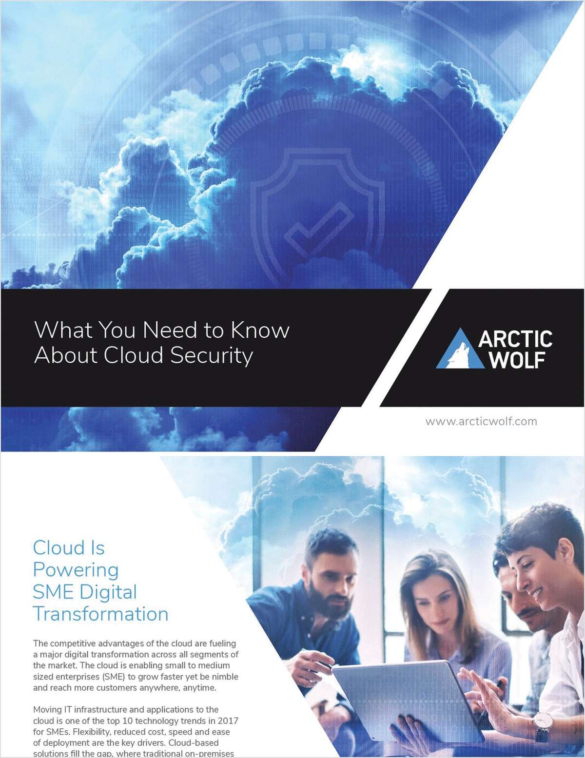 What You Need to Know About Cloud Security