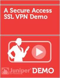 A Secure Access SSL VPN Demo