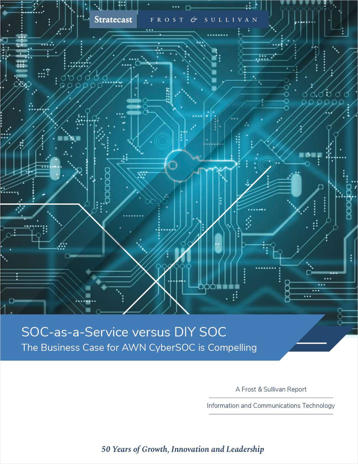 Frost & Sullivan Makes the Case for Arctic Wolf's SOC-as-a-Service over DIY SOC