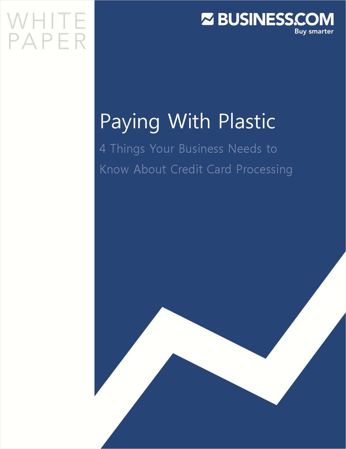 4 Things Your Business Needs to Know About Credit Card Processing