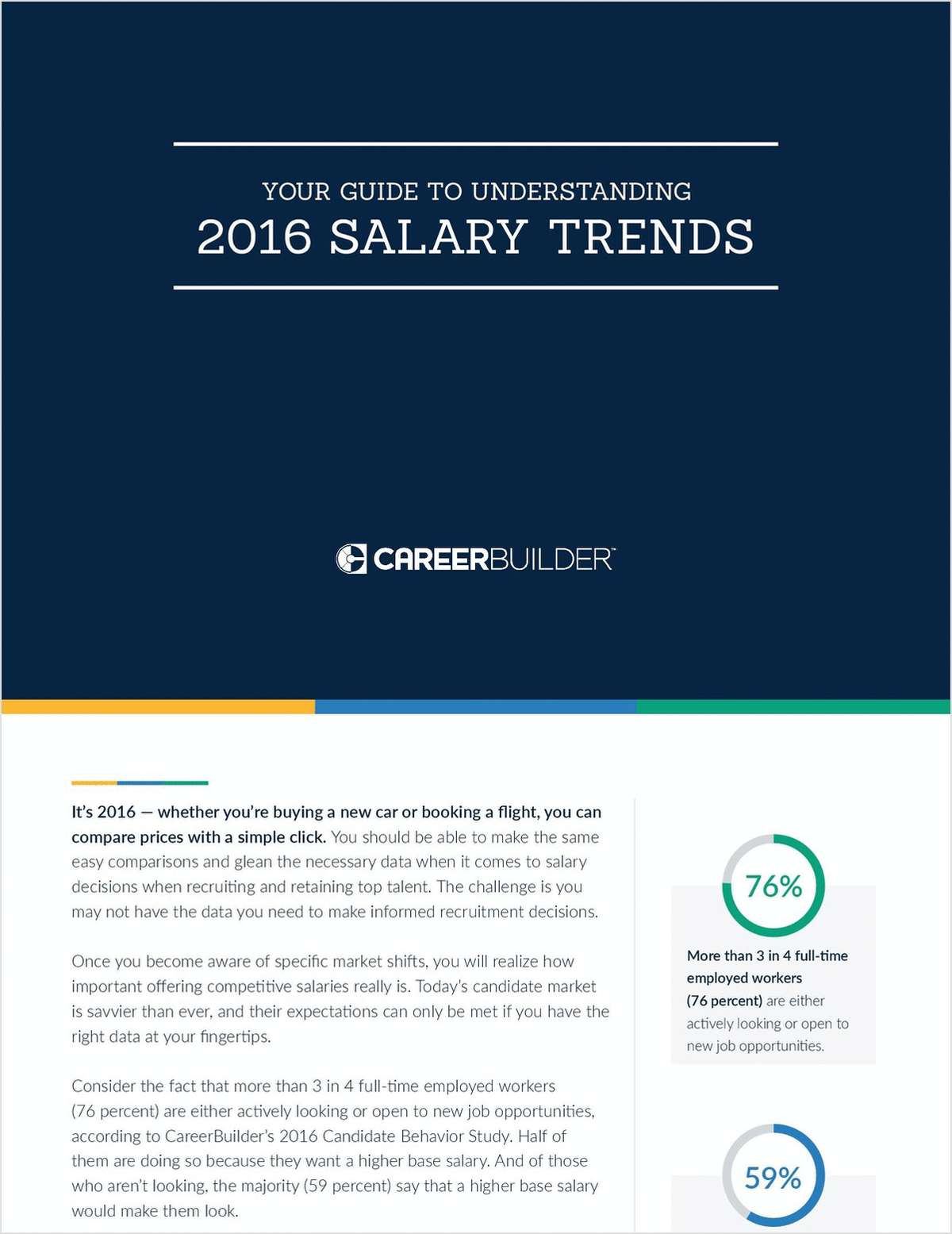 Your Guide to Understanding 2016 Salary Trends
