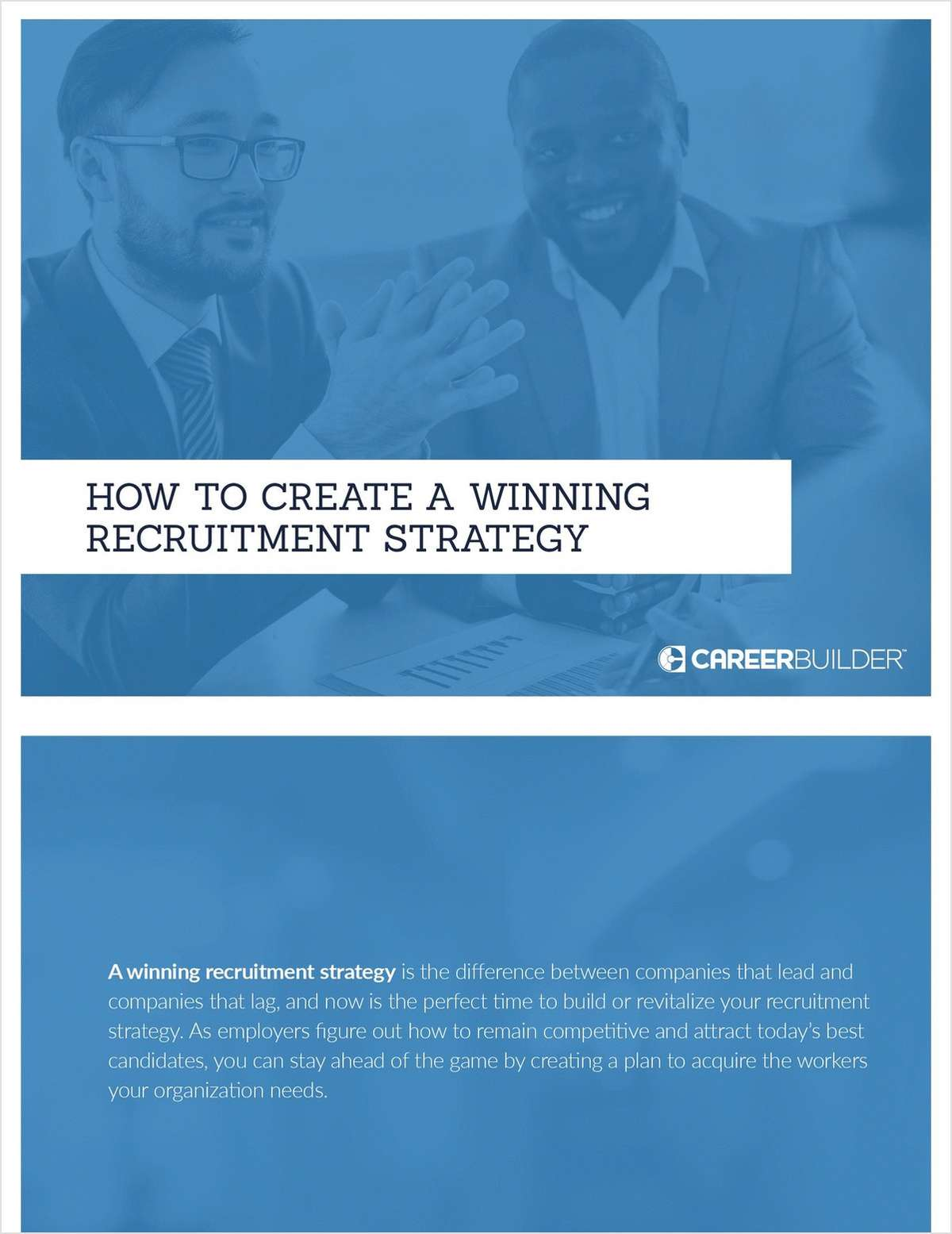 How to Create a Winning Recruitment Strategy