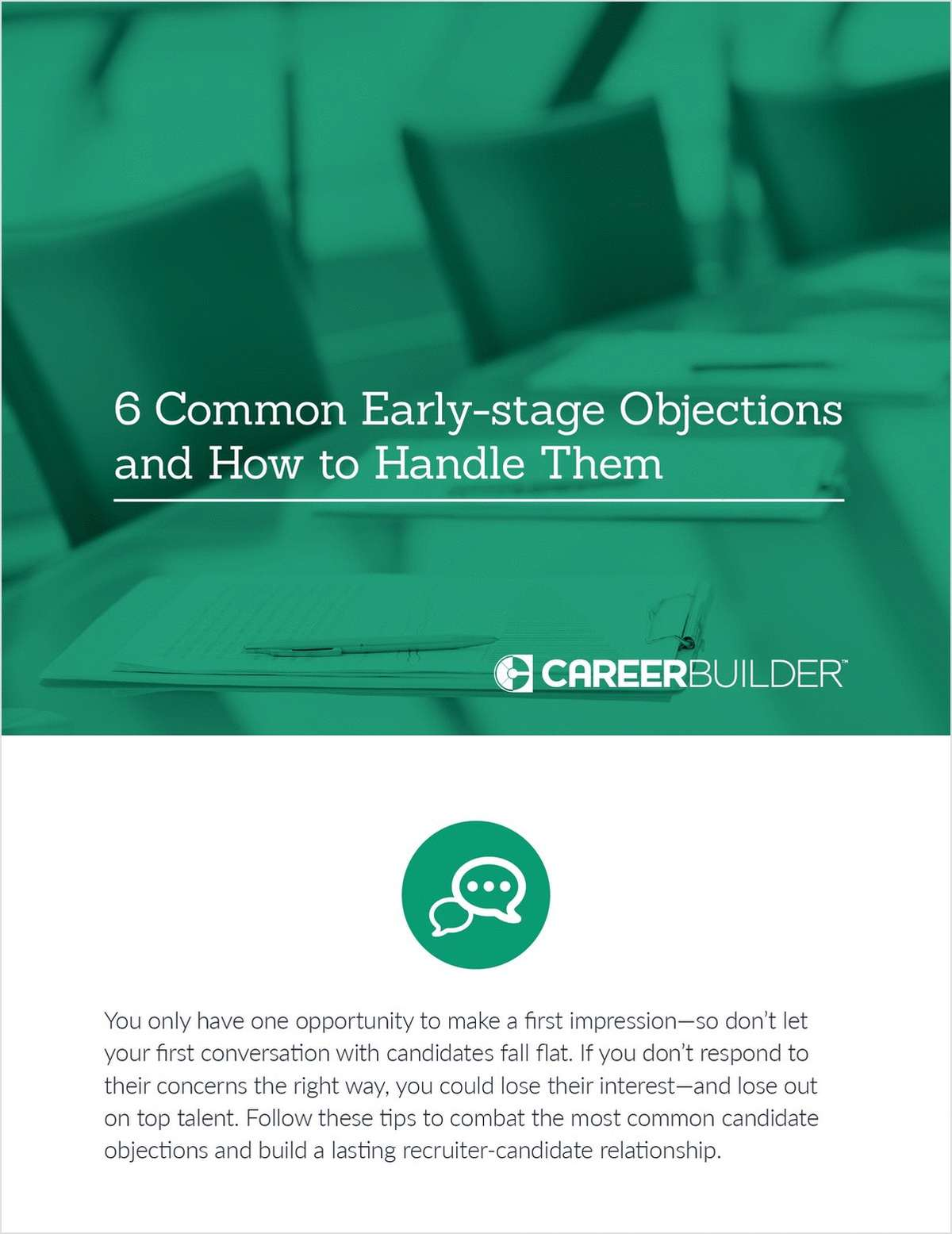 6 Common Early-stage Hiring Objections and How to Handle Them