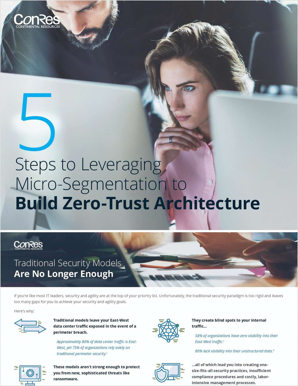 5 Steps to Leveraging Micro-Segmentation to Build Zero-Trust Architecture