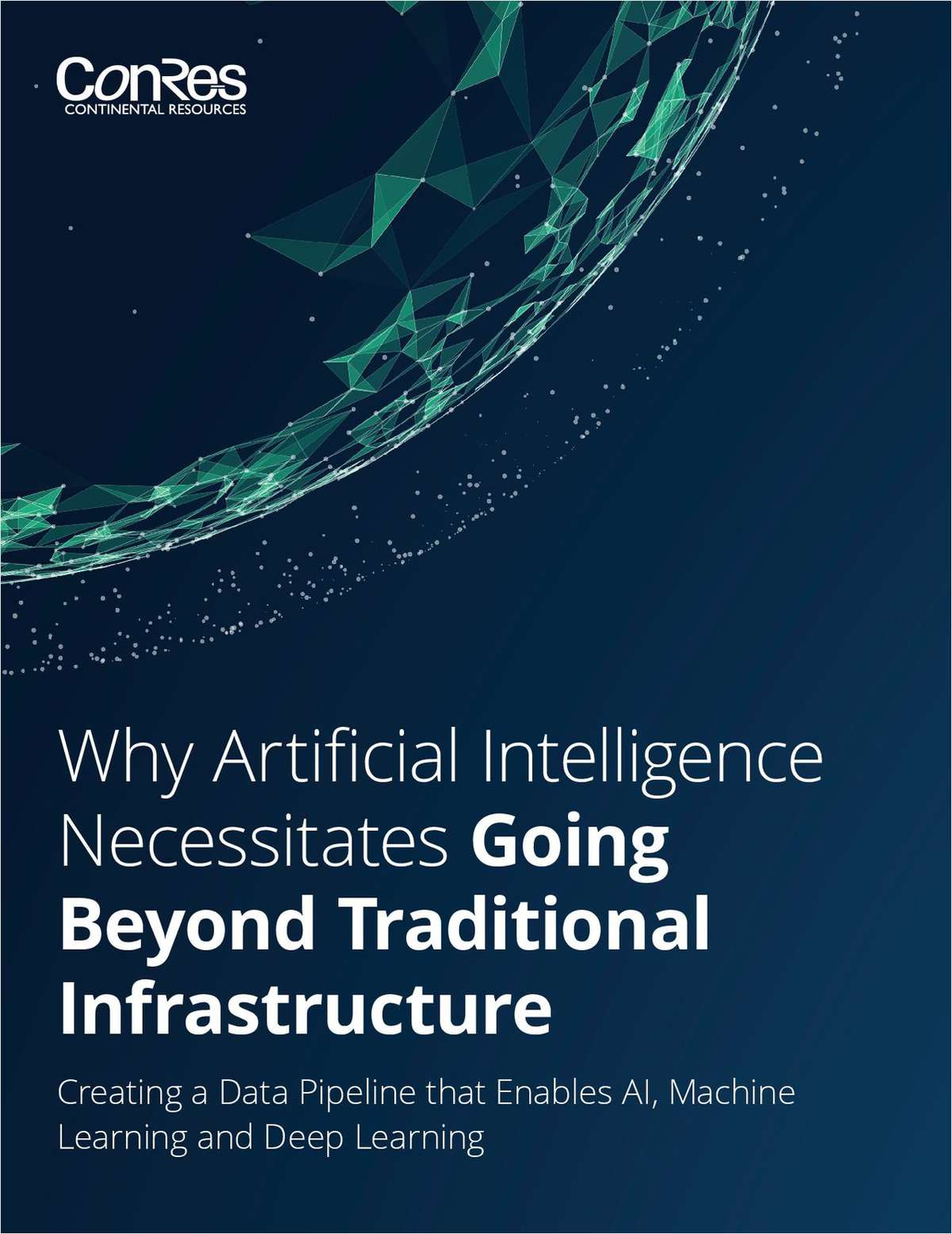 Why Artificial Intelligence Necessitates Going Beyond Traditional Infrastructure