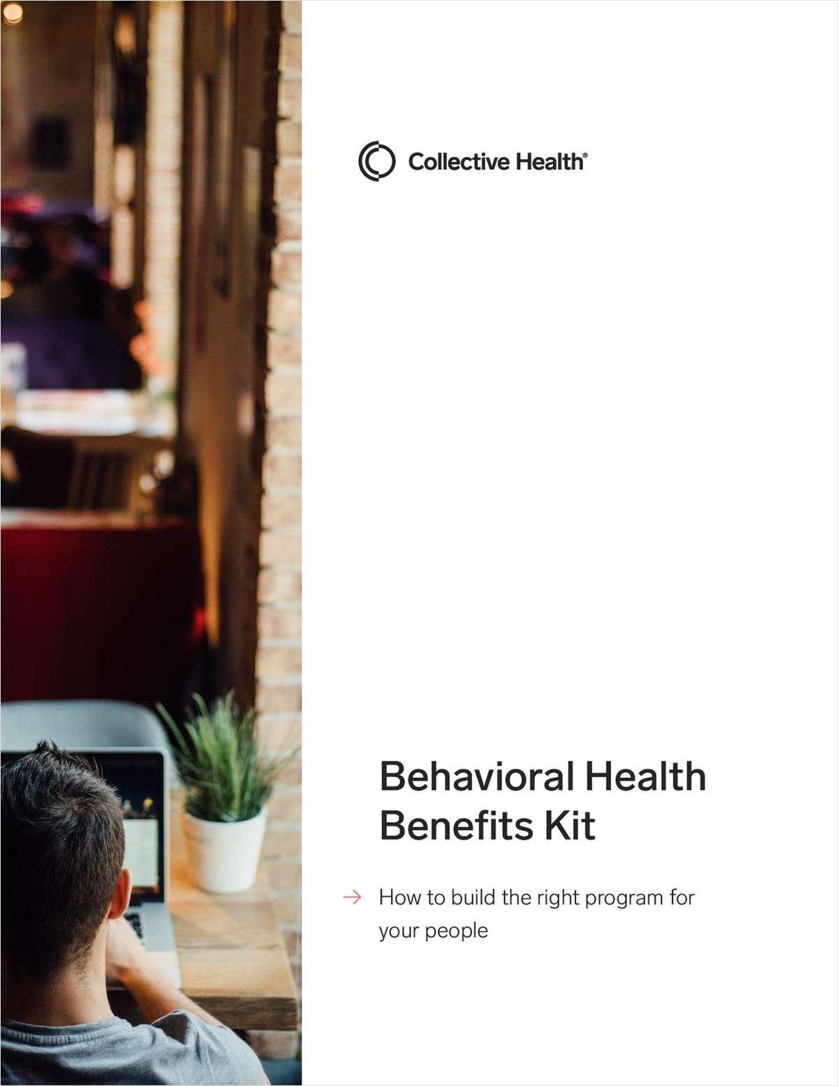 Behavioral Health Benefits Kit