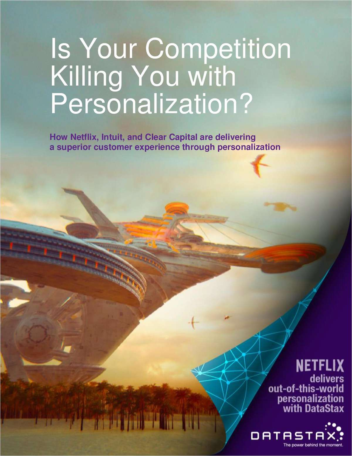 Is Your Competition Killing You with Personalization?