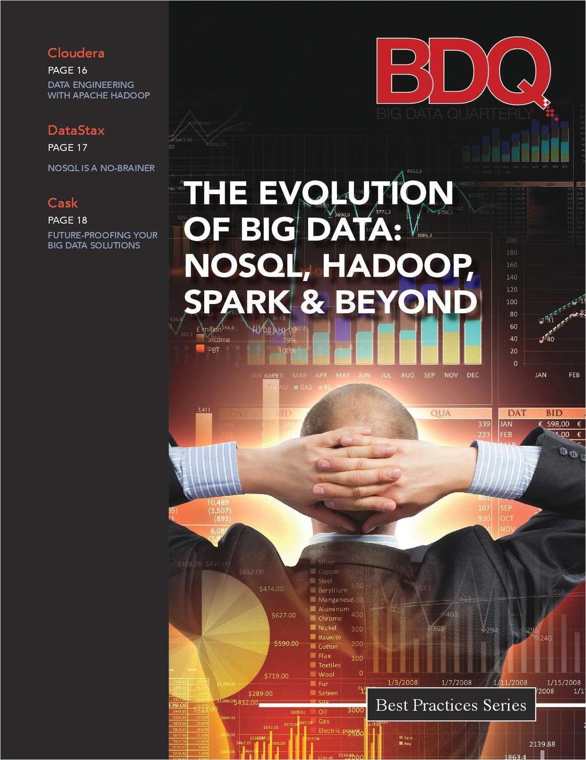The Evolution of Big Data