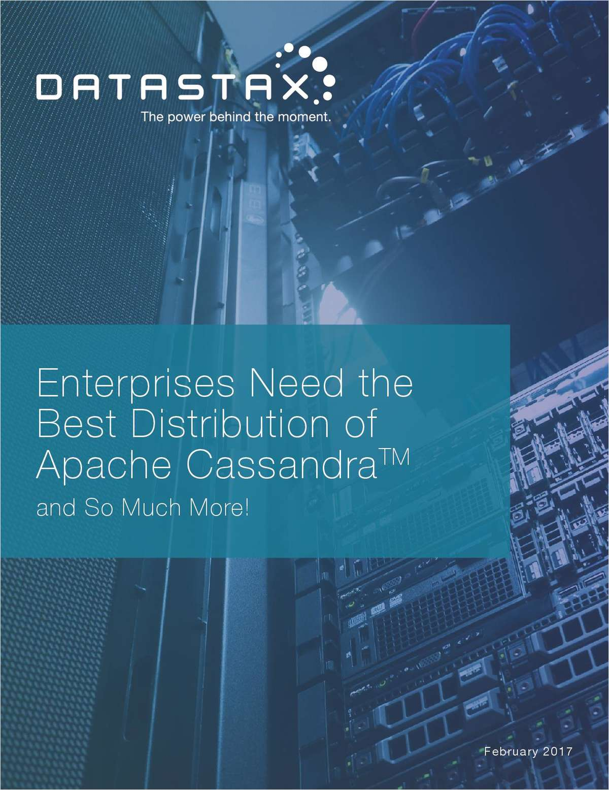 The Best Distribution of Apache Cassandra