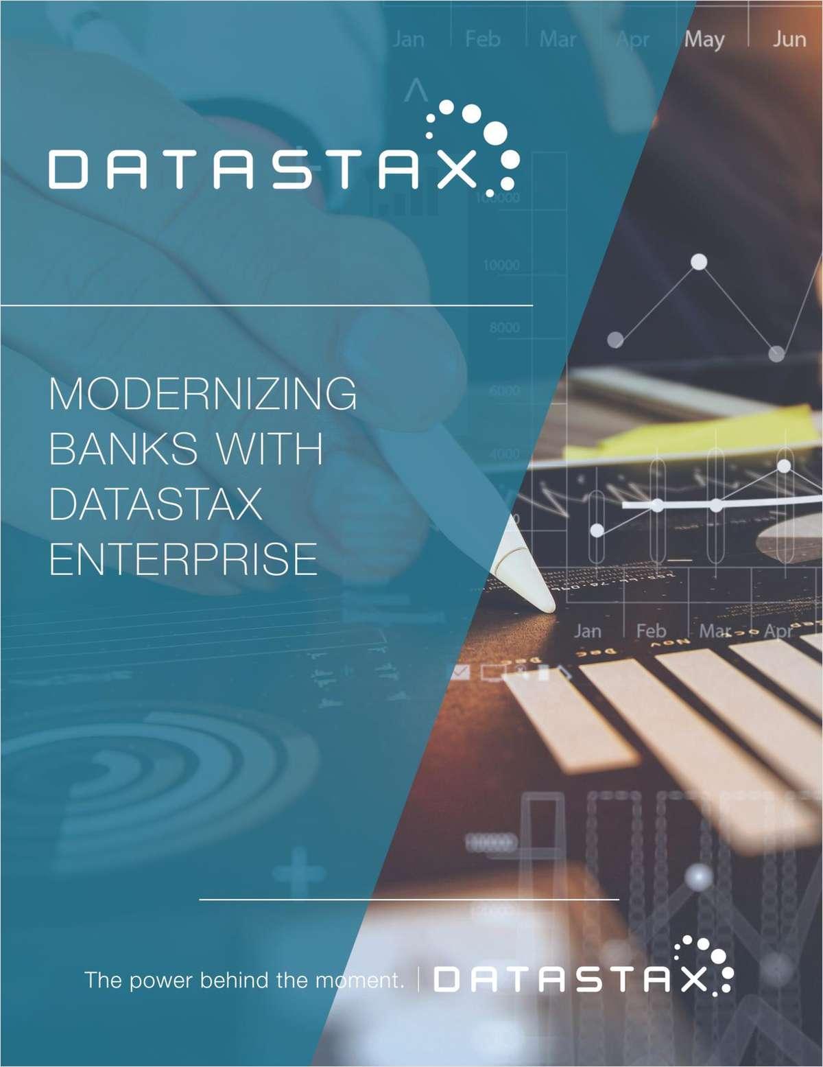 Modernizing Banks With DataStax Enterprise