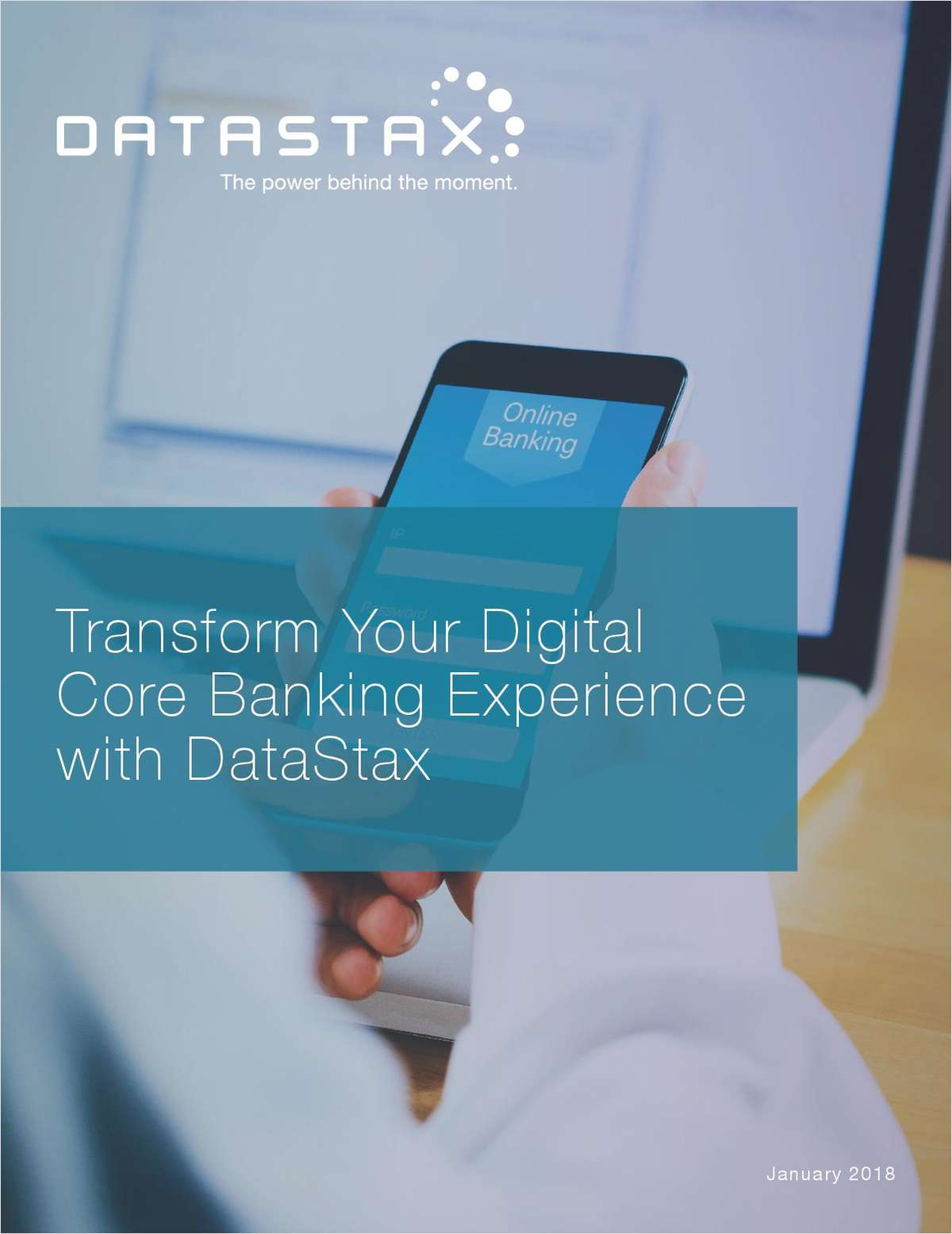 Transform Your Digital Core Banking Experience with DataStax